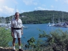 1992 01, English Harbour på Antigua