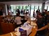 Prøvesmagning på Suntory whisky Destillery