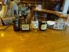 Suntory whisky Destillery, fire udvalgte prøvesmagninger