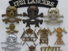 17th/21st Lancers insignier.