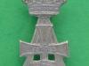 KK 791. 19th Princess of Wales Own (Alexandra) Hussars. Slide 20x22 mm.