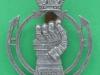 KK 1920. Royal Armoured Corps 1955. Slide 39x50 mm.