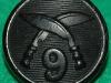 Indian 9th Gurkha button 16mm