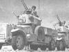 RAF 2nd Armoured Car Company Iraq 1922