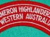 Cameron Highlanders of Western Australia