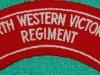 North Western Victoria Regt