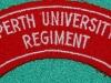 Perth University Regt