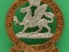 KK 2038. The Queens Own Buffs. The Royal Kent Regiment 1961. (  Slide 32x47 mm.