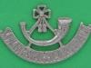 RW1450. Somerset & Cornwall Light Infantry, 1958-69 shoulder title. 49x31 mm.