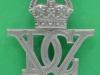 KK 745. The 5th Royal Inniskilling Dragoon Guards. Slide 31x38 mm.