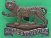 KK 1714. The Leicestershire Regiment. Territorial Battalion. Slide 47x38 mm.