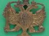 KK 1885. 1st Kings Dragoon Guards 1938. Slide 35x38 mm.