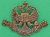 KK 734. 1st Kings Dragoon Guards. Slide 58x44 mm.