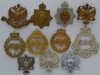 The 1st King`s and Queens Bays Dragoon Guards insignier.