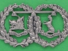 CW269. Argyll & Sutherland Highlanders. Collar badge 48x28 mm.