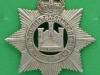 4th Volunteer Battalion The Devonshire Regiment. Slide 40x43 mm.