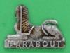 CW 219. Dorset Regiment collar badge. 30x21 mm.