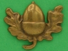 CW185. The Cheshire Regiment, collar badge. 29x24 mm.
