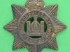 KK 1709. The 4th Battalion the Devonshire Regiment. Territorial Army 1908-21. Lugs 41x43 mm.
