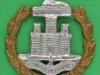 KK 1734. The 4th Battalion the Dorsetshire Regiment. Territorial Army. Lugs braceholes. 41x45 mm.