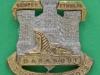 KK 2043. Devonshire & Dorset Regiment officers cap badge 1958. Replaced lugs 38x39 mm.