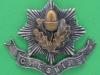 KK 621. The Cheshire Regiment 1898-1939. slide & bracehole. 51x43 mm.