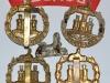 The Dorset Regiment badges