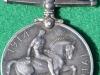 1718 GNR J Carroll , CFA, Canadian Field Artillery War Medal 1914-1918 (1)