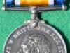 1718 GNR J Carroll , CFA, Canadian Field Artillery War Medal 1914-1918