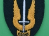 Canadian Special Service Force no 1 dress cloth patch 65x80 mm.