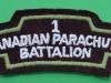 S 24, 1st Canadian Parachute Battalion