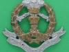 KK 672. Middlesex Regiment. Slide 47x42 mm.