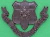 CW233. Loyal Regiment (North Lancashire) pre 1957 officers service dress, Gaunt. 41x33 mm (1)