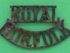 RW835. Royal Norfolk Regiment shoulder title 1937. 49x28 mm.