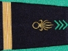 Adjudant, warrant officer after 3 years as Sergent
