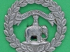 Bloomer side 39. The 1st Dumbartonshire Volunteer Rifle Corps collar badge. 30 mm.