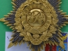 2nd Battalion the Somerset Regiment Bell toppet chako badge. 110x133 mm. Four part badge. For sale 500£