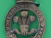 Victorian unknown badge very heavy. 31x58 mm.