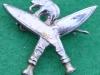 Unknown Gurkha badge, 33 x 28mm