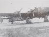 A Halifax MKII 138 Squadron at Tempsford Airfield