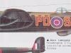 Avro Lancaster MkI of no 467 Squadron operating from Waddington Lincolnshire