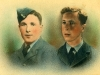 Thomas & his brother John Mairs