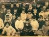Tom Mairs cross legged, Ellesmere Streets Enfants