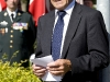 The Mayor of Stevns Poul Arne Nielsen speak