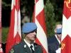 The Colour Guards Leiutenant