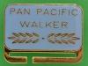 Pan Pacific Walker. 75% walks in the Pacific Region. 2019.