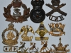 The Royal Naval Division (63rd Division) badges group reverse.