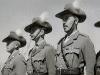 British officers 1933