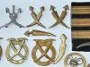 Levies badge samling