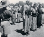 New Recruits was often trained in national dress